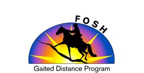 FOSH Gaited Distance Program