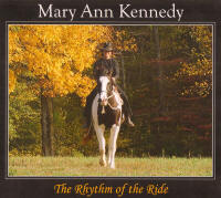 Mary Ann Kennedy CDs: The Rhythm Of The Ride